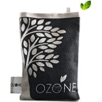 CASA ALLEGRA'S OZONE Natural Air Purifier Deodorizer and Dehumidifier. 100% Activated Charcoal. Naturally Removes Odors, Allergens and Harmful Pollutants. Absorbing Excess Moisture. Fragrance Free, Chemical Free , Non Toxic and Non Electric.Most effective for Cars, Bathrooms,Kitchen,Wardrobes,Shoes and Pet areas
