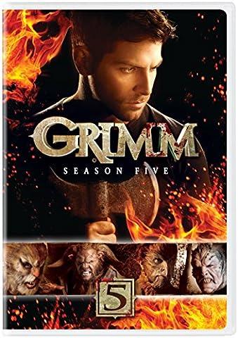 Grimm: Season Five (Grimm Dvd Season 4)