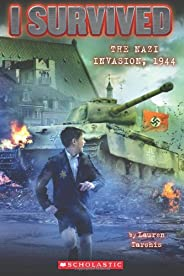 I Survived the Nazi Invasion, 1944 (I Survived #9)
