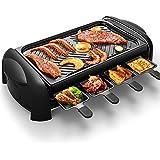 Liven 利仁 KL-J4300 电烤炉(优质无烟不粘涂层,大烤盘+8小手盘,可调温)
