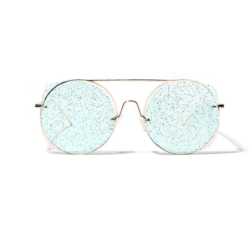 GREFER Unisex Fashion Candy Colors Retro Reading Glasses Classic Sun Glasses for Men Women G0423 (B)