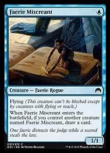 Magic: the Gathering - Faerie Miscreant (057/272) - Origins