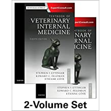 Textbook of Veterinary Internal Medicine Expert Consult(Two Volume Set)