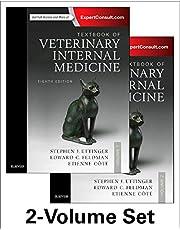 Textbook of Veterinary Internal Medicine Expert Consult(Two Volume Set)