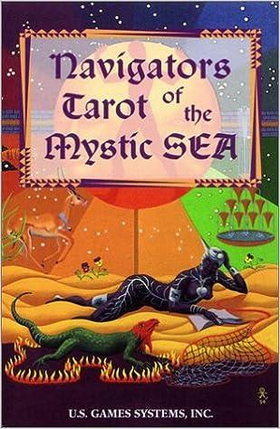 Navigators Tarot of the Mystic Sea Deck (French Edition): Turk, Julia:  9781572810129: Amazon.com: Books