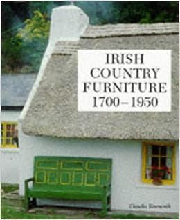 Book Irish Country Furniture, 1700-1950
