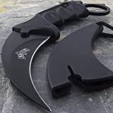 7.5″ MASTER USA KARAMBIT TACTICAL COMBAT NECK KNIFE Fixed Blade Survival Hunting Review