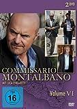 Commissario Montalbano - Volume VI [Alemania] [DVD]