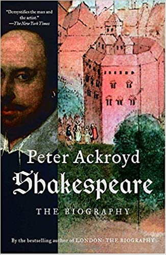 shakespeare the biography at amazon - William Shakespeare Lebenslauf