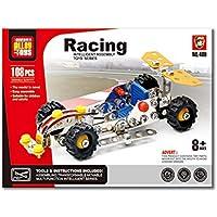 METAL RACING CAR BLOCKS 22-480
