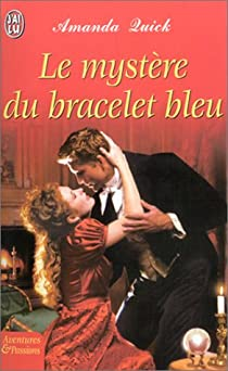 Les enquetes de Lavinia et Tobias, Tome 2 : Le Mystère du bracelet bleu par Krentz