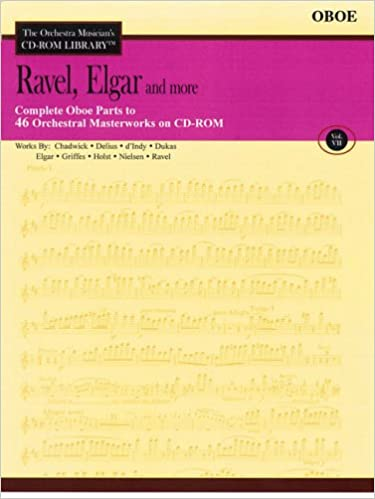 \TOP\ Ravel, Elgar And More: The Orchestra Musician's CD-ROM Library - Oboe. weekend Current leader saldo NAZARENO Creative keeping