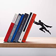 Book & Hero Metal Bookend - AD101 - Artori Design by ARTORI Design