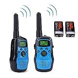 Yosoo 2Pcs Portable Kids Walkie Talkie Children Intercom Child Two Way Radio Outdoor Toy Gift