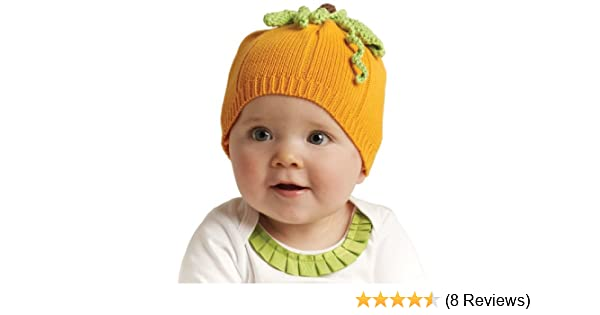 654f64ed1ab Amazon.com  Mud Pie Baby Girls  Pumpkin Hat