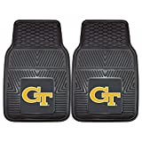 Georgia Tech Heavy Duty Vinyl Car Mats