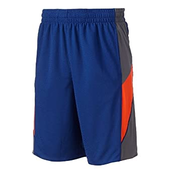 687f086ad1 Image Unavailable. Image not available for. Color: Tek Gear Reversible  Basketball Shorts - Big ...