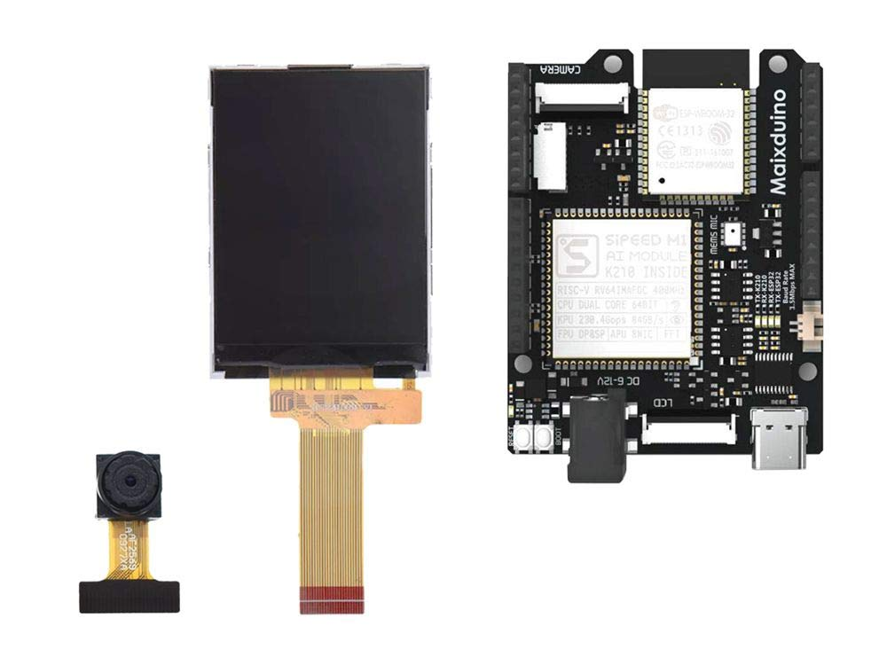 Seeed Studio Sipeed Maixduino Kit for RISC-V AI + IoT by seeed studio