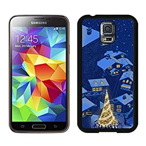 Best Buy Design Christmas Eve party Black Samsung Galaxy S5 Case 1