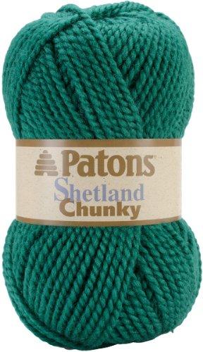 (Shetland Chunky Yarn-Emerald 1 pcs sku# 1466715MA)