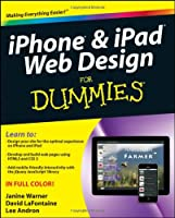 iPhone & iPad Web Design For Dummies Front Cover