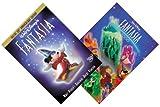 {2 Dvd Walt Disney Set} Fantasia (60th Anniversary Special Edition) (1940) / Fantasia 2000 (1999) (