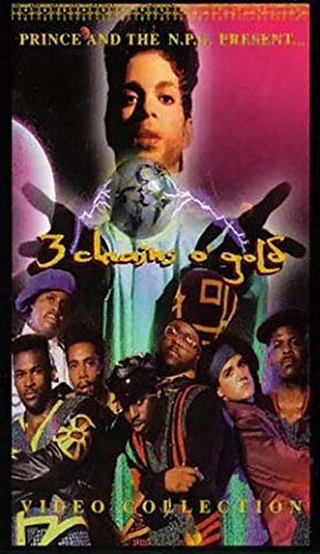 3 Chains O Gold [VHS]