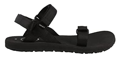 3fb1fc846e11 NAOT New Women s Haven Sport Sandal Black 36