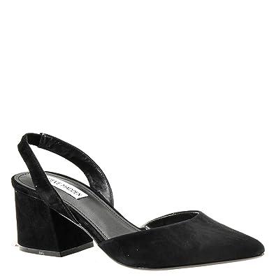 5016bdab5b Amazon.com | Steve Madden Womens Day Slingback Block Heel | Pumps