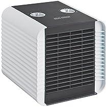 Ceramc Heater Fan Wht