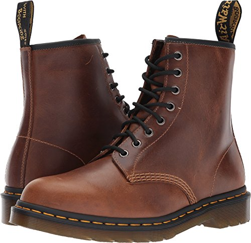 Dr. Martens Men's 1460 Butterscotch Combat Boot, 10 Medium UK (11 US)