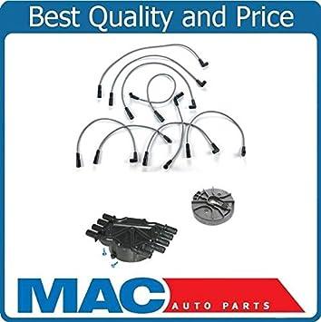 Mac Auto Parts 66155 - Cable de encendido para bujías + tapa de distribuidor y rotor: Amazon.es: Coche y moto