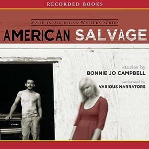 American Salvage Audiobook