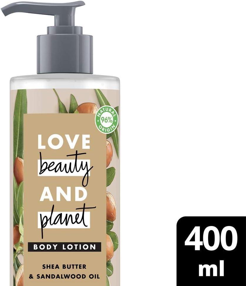 Love Beauty and Planet Lait pour le Corps, Beurre de Karité ...
