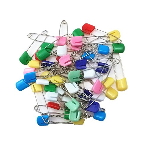 pack-of-50-assorted-color-plastic-head-baby-safety-pins-safety-locking-baby-cloth-diaper-nappy-pins-