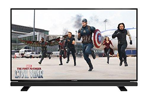 Grundig 43 GFB 6621 109 cm (43 Zoll) Fernseher (Full-HD, HD Triple Tuner, DVB-T2 HD, Smart TV) schwarz