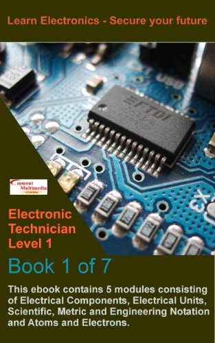 Picture of an Electronic Technician Level 1 Book