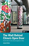 Wall Behind China's Open Door, Jeanne Boden, 9054874643