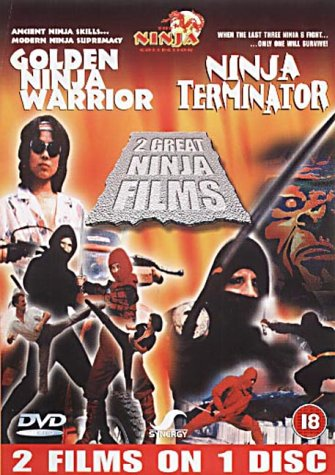 Ninja Terminator [Reino Unido] [DVD]: Amazon.es: Richard ...