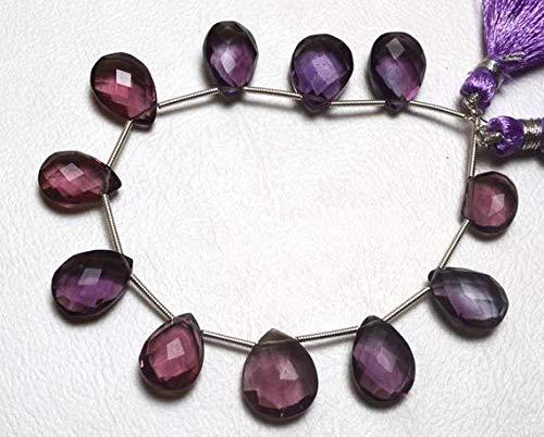 GemAbyss Beads Gemstone 1 Strand Natural Amethyst