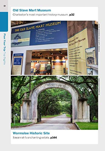 513ZaIZIT%2BL - Lonely Planet Pocket Charleston & Savannah (Travel Guide)