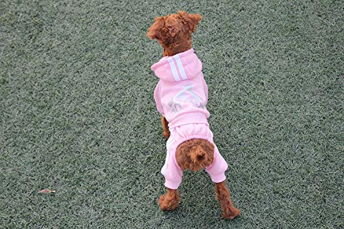 Pictures of EastCities Winter Puppy Hoodie Small Dogs Warm AD04 3