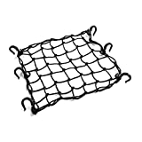 Classic Accessories 78187 QuadGear Black ATV Stretch Cargo Net, Fits ATVs, Motorcycles and Snowmobiles