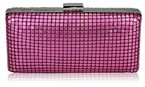 Gorgeous Evening Clutch Case Case FREE Clutch FREE DELIVERY Hard UK UK Pink Pink Evening Hard Gorgeous 1nwBFBqU0
