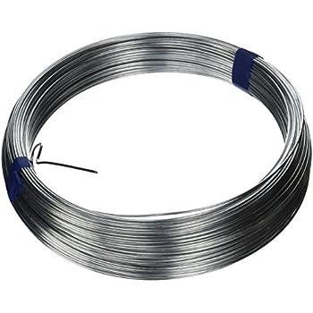 Amazon ook 50143 200 16 gauge galvanized steel wire home ook 50143 200 16 gauge galvanized steel wire greentooth Choice Image