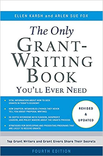 The only grant writing book youll ever need ellen karsh arlen sue the only grant writing book youll ever need ellen karsh arlen sue fox 9780465058938 amazon books fandeluxe Choice Image