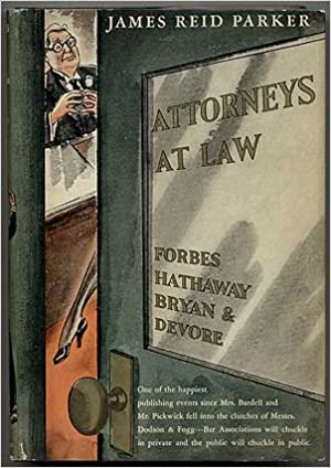 Attorneys At Law Forbes Hathaway Bryan Devore James Reid Parker
