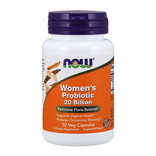 NOW Womens Probiotic Billion Capsules
