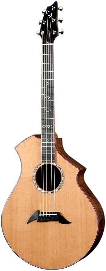 Breedlove Master Class CM Guitarra acústica clásica, fabricada en ...
