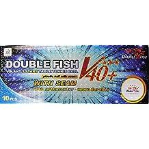 Plastic 40+ Table Tennis Balls